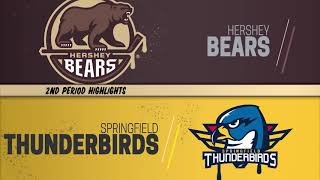 Bears vs. Thunderbirds | Jan. 22, 2020