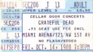 Grateful Dead - Saint of Circumstance 10-14-88