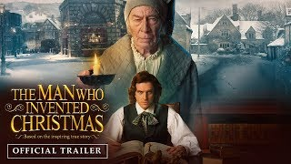 Trailer of The Man Who Invented Christmas (2017)