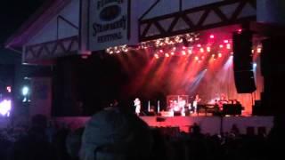 Reckless - Martina McBride Strawberry Festival Plant City Florida 09/03/2016