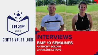 IR2F : Interviews des BMF 10 semaines