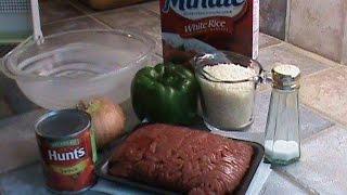 1960's Minute Rice Casserole | Kholo.pk