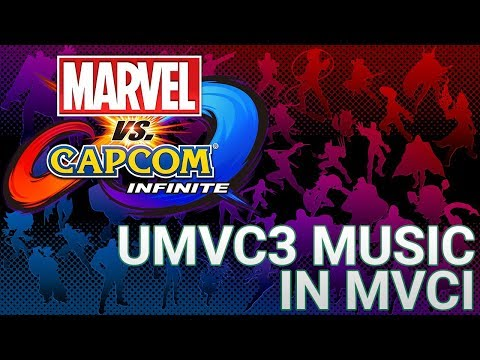 MVCI mod : UMVC3 songs (system + characters) :: Marvel vs