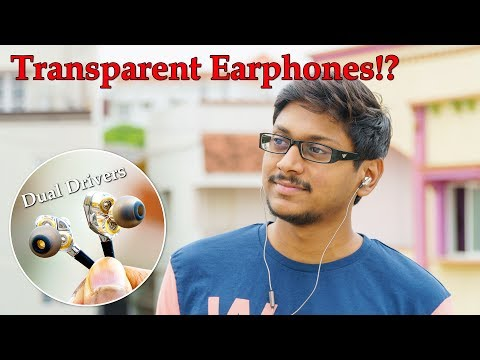 S.Wear G2 Transparent Earphones Review from Banggood