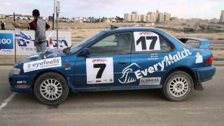 preview picture of video 'Arad Rally ערד ראלי 2013'