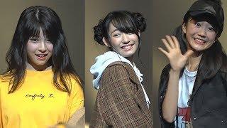 動画スパガ・田中美麗、阿部夢梨、長尾しおりがモデル出演!TSCランウェイを盛り上げる!