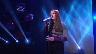 Exclusive: Lauren Cantin Sings Rise Up - Video Youtube