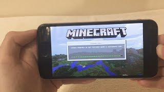 Как скачать Minecraft Pocket Edition БЕСПЛАТНО на IPhone/IOS Без Пк Без Джейлбрейка