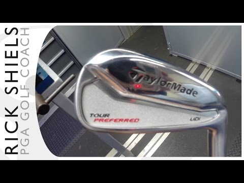 TaylorMade Ultimate Driving Iron (UDI) Preview