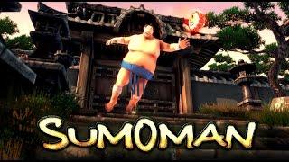 Sumoman PC 60FPS Gameplay | 1080p