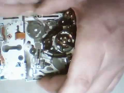 Sony Camcorder MD N220 Sub Chassis Repair Video