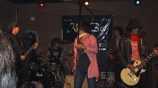 地獄Live 2002 Joe Perry Project _Let The Music Do The Talking Cover