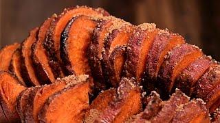 Sweet Potato Spiral   Fun Food Ideas by So Yummy