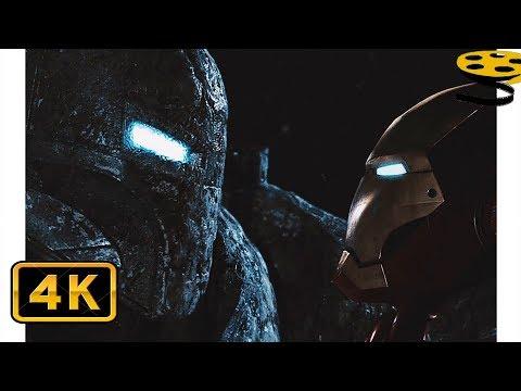 Железный Человек против Железного Торговца (Часть 2)   Железный человек (2008) HD