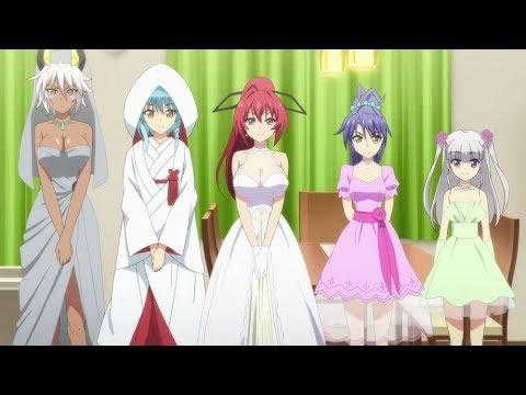 Shinmai Maou No Testament Departures OVA「 AMV 」Torn Apart