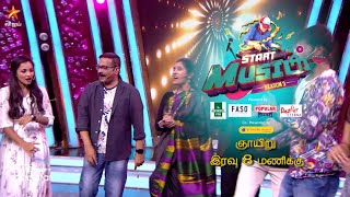 Start Music Season 3 - Vijay tv Show