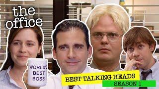 BEST TALKING HEADS (Season 1)  - The Office US