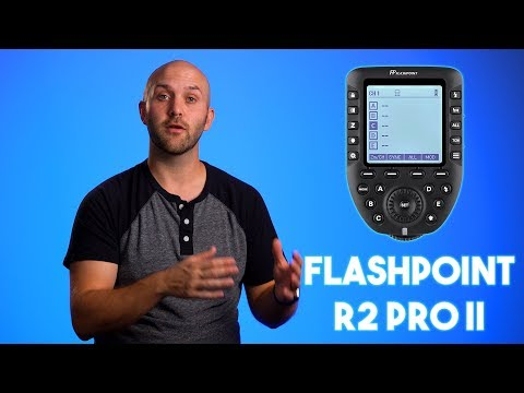 Flashpoint R2 Pro Version II (upgraded Godox XPro)