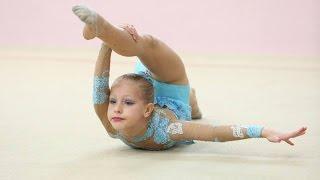 Rhythmic Gymnastics Region 6 Championship, Houston TX  - Level 4 Floor