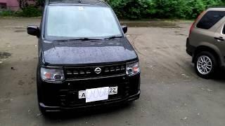 Японская кроха на автомате - Nissan Otti 0.7 л. AT 2010