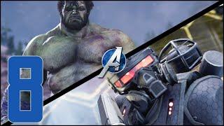 ELITE AIM Agents vs The HULK! (Marvels Avengers Ep.8)