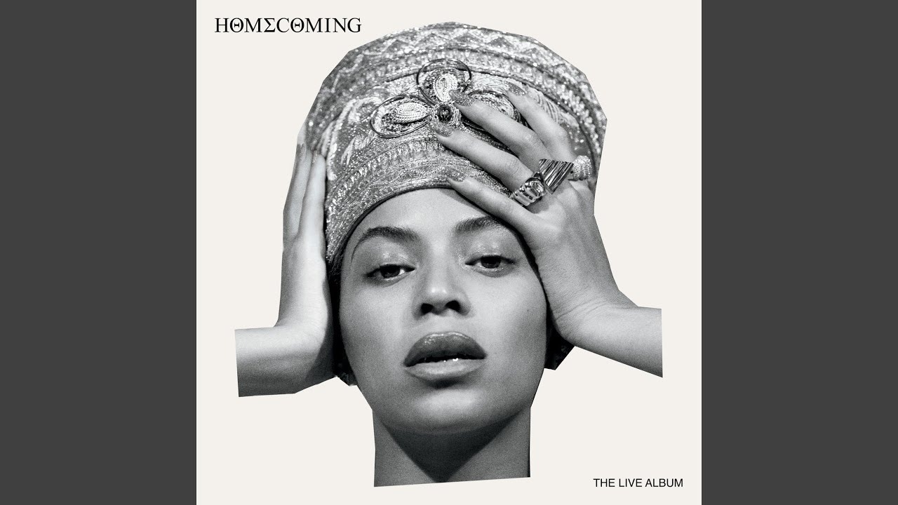 HOMECOMING: THE LIVE ALBUM by Beyoncé (Official Audio)