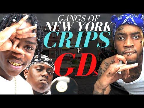 New York's Deadly Gang War – Crips v GDs