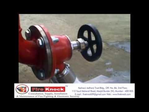 SS Fire Hydrant Landing Valves