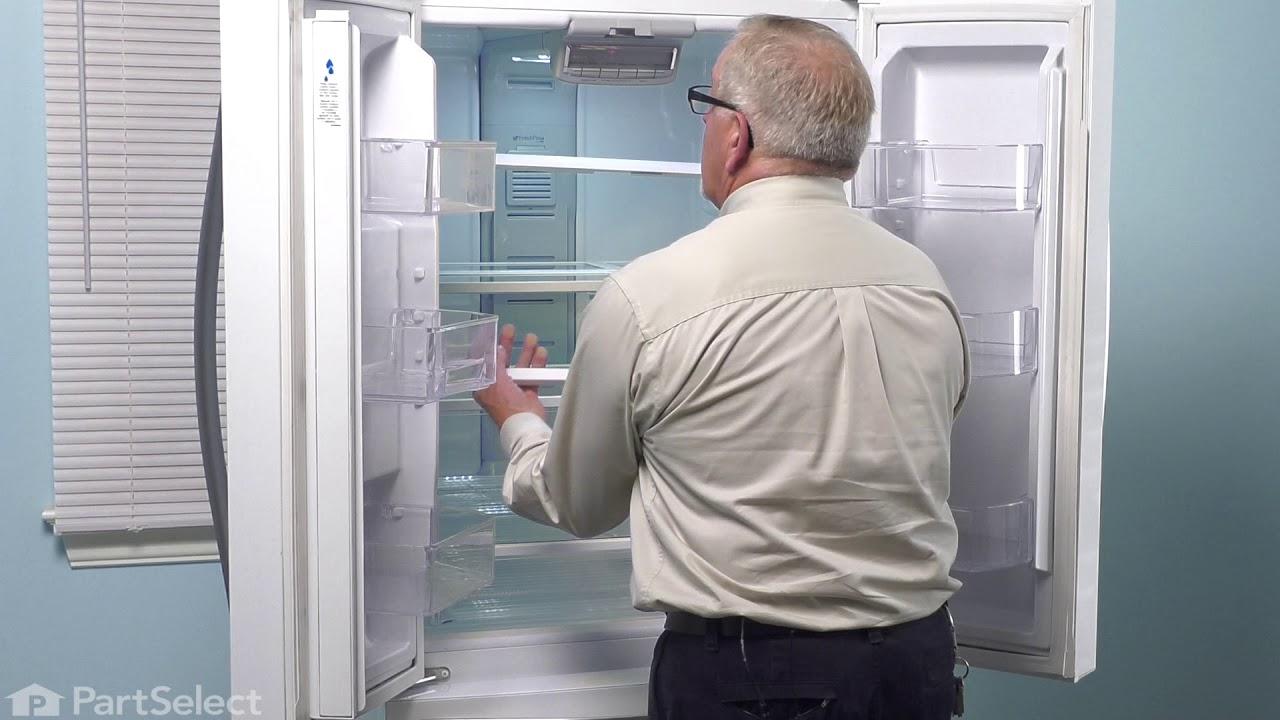 Replacing your Whirlpool Refrigerator Refrigerator Air Filter