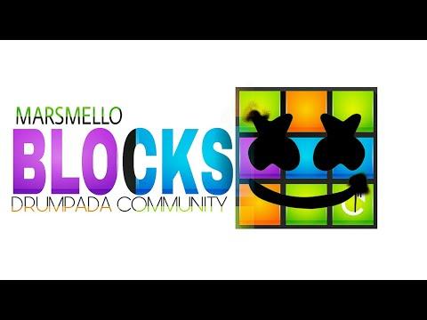 MARSHMELLO - BLOCKS [ DRUM PADS 24 ]
