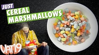 Video for Just Cereal Marshmallows