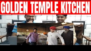 Pakistani Reaction To | GOLDEN TEMPLE | INDIAN FOOD HEAVEN at the BIGGEST MEGA KITCHEN | REACTION