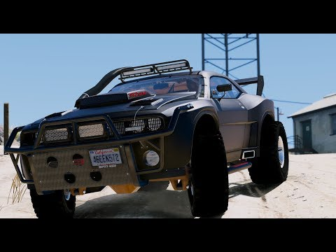 GTA 5 Online Arena War DLC - ALL NEW Hidden Unreleased Vehicles