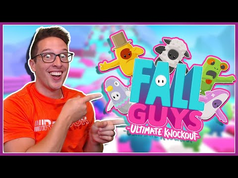 FALL GUYS Is The MOST FUN Game Of 2020!!!