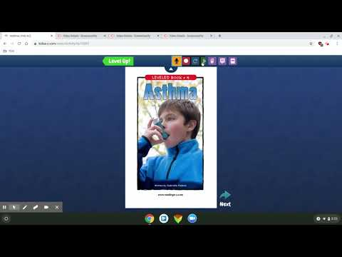 How to Record yourself Reading a Book on Raz Kids