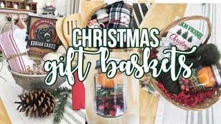 DIY CHRISTMAS GIFT BASKETS PEOPLE ACTUALLY WANT | Episode 7