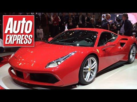 Ferrari 488 GTB turns to turbo power