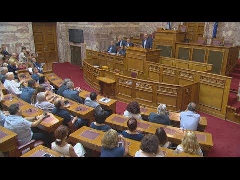 Πρώτη συνεδρίαση της νέας Κοινοβουλευτικής Ομάδας του ΚΚΕ