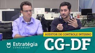 Concurso CG-DF: Análise Pré-Edital e Plano de Estudo