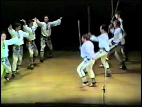 Vonica - Zbojnické 1987 UH