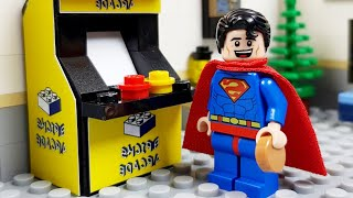 Lego Arcade Game - Superman's Day Off