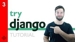 Try DJANGO Tutorial - 3 - Setup your Virtual Environment for Django