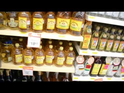 The Walmart in Cancun Mexico, tequila review