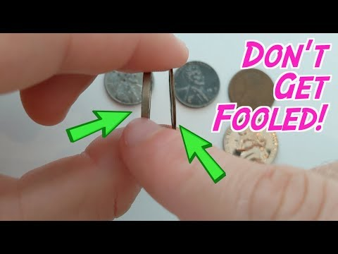 Coin Collectors: Don't Get Fooled by Fake Error Coins