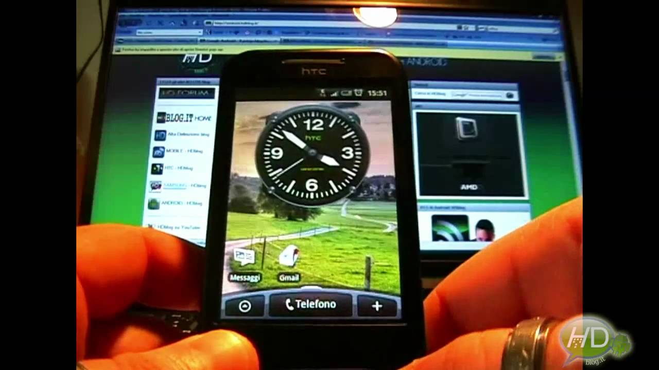How To: Install The HTC Hero's UI On Your Sad Old G1