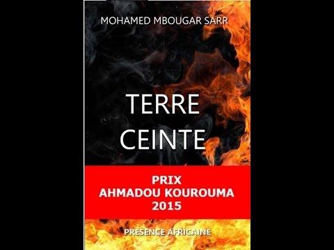 Vidéo de Mohamed  Mbougar Sarr