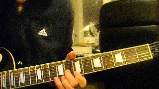 """""""Kids In The Street""""- The All American Rejects Guitar Cover"""