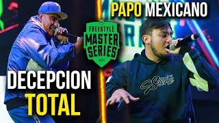 ¡LA PEOR FMS DE LA HISTORIA! (Por Aczino) / FMS MÉXICO JORNADA 1 OFICIAL
