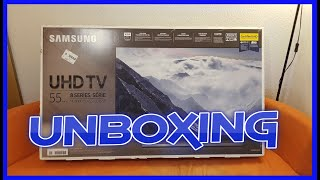 Samsung NU8009 (55 Zoll) LED Fernseher (Ultra HD, Twin Tuner, HDR Extreme, Smart TV) | Pa-Russki