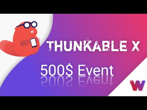 🥇 Win 500$ This July ~ #Thunkable Android App Building competition